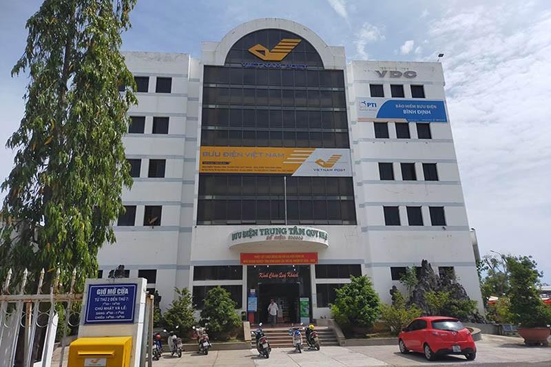 Bưu điện Bình Định cho thuê đất không đúng pháp luật - ảnh 1
