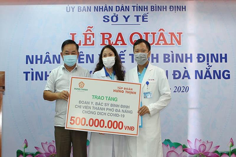 25 nhân viên y tế tình nguyện hỗ trợ Đà Nẵng chống dịch - ảnh 6