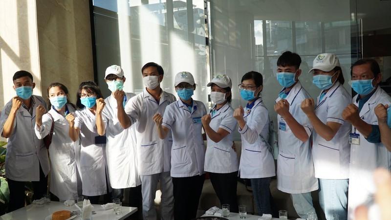 Bình Định cử trưởng khoa Kiểm soát nhiễm khuẩn hỗ trợ Đà Nẵng - ảnh 1