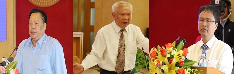 3 giám đốc sở ở Khánh Hòa bị kỷ luật cảnh cáo - ảnh 2