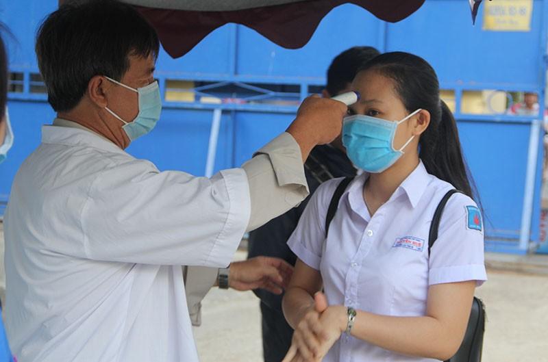 Phú Yên mở cửa lại trường học từ ngày 24-8 - ảnh 1