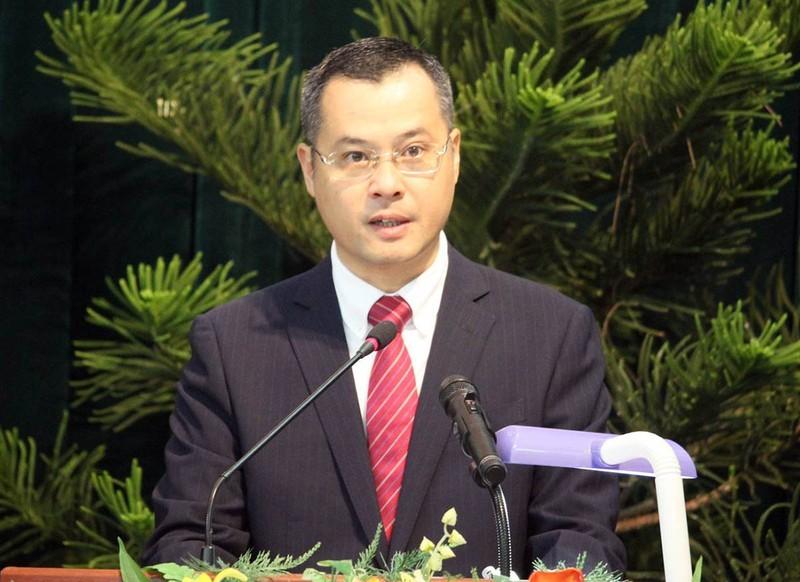 Phú Yên có bí thư tỉnh ủy 46 tuổi - ảnh 1