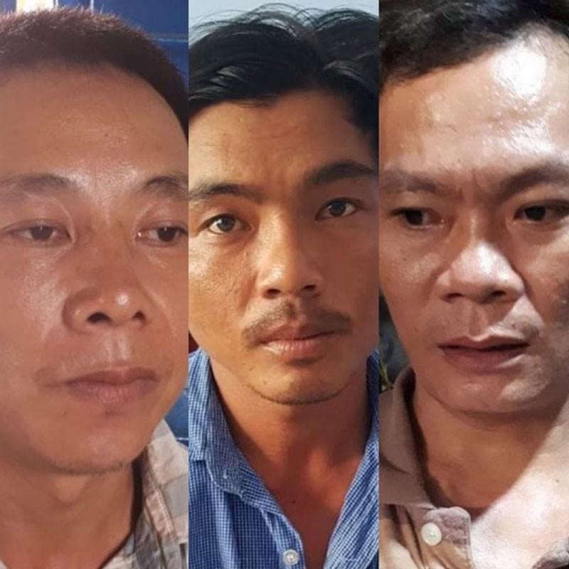 Bắt thêm 3 bị can trong vụ mở đường phá rừng ở Phú Yên - ảnh 3
