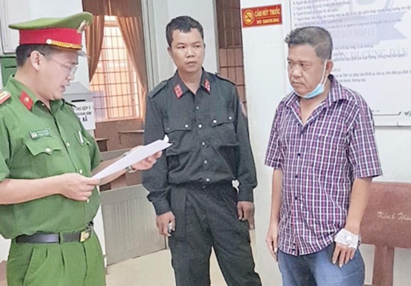 Bắt thêm 3 bị can trong vụ mở đường phá rừng ở Phú Yên - ảnh 2