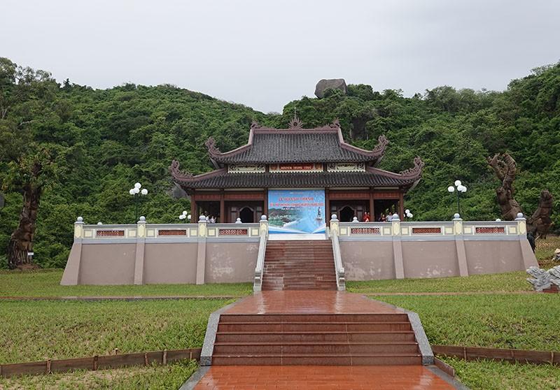 Khánh thành đền thờ anh hùng dân tộc Nguyễn Trung Trực   - ảnh 4