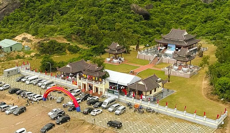 Khánh thành đền thờ anh hùng dân tộc Nguyễn Trung Trực   - ảnh 3
