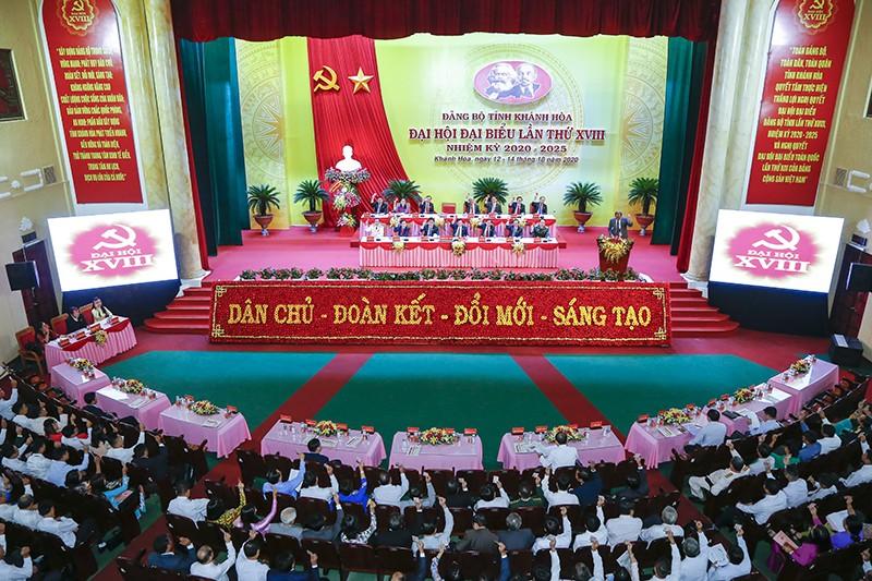 Khánh Hòa có 3 phó bí thư tỉnh ủy - ảnh 1