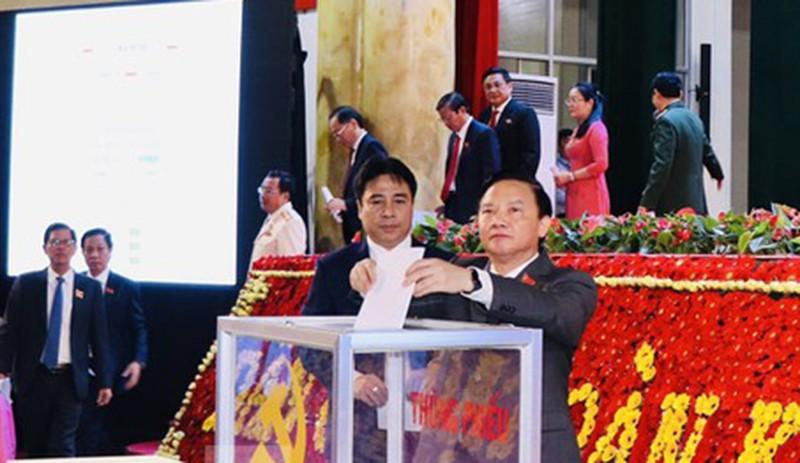 Khánh Hòa có 3 phó bí thư tỉnh ủy - ảnh 2