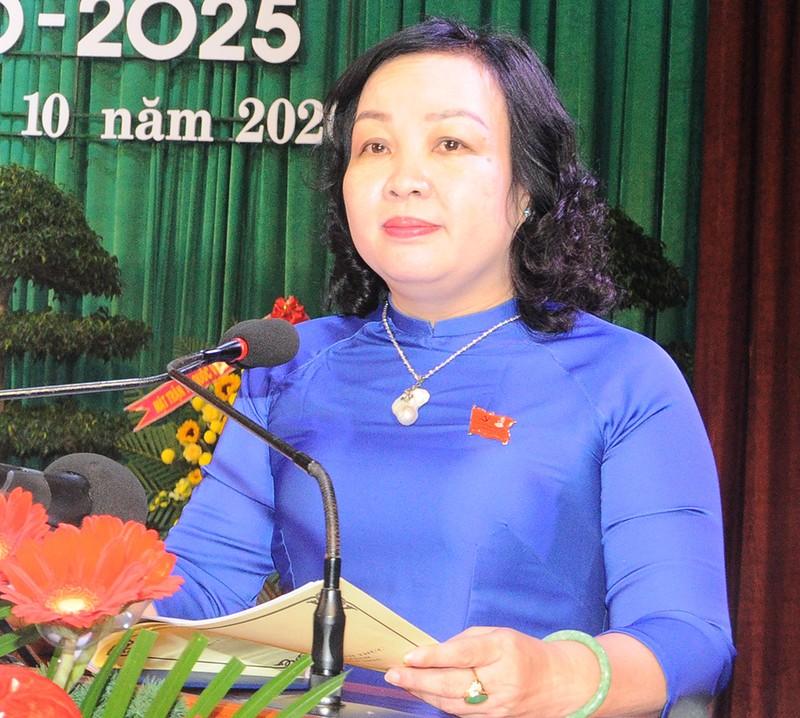 Kết quả bầu Bí thư, Phó bí thư tỉnh ủy Phú Yên nhiệm kỳ mới - ảnh 2