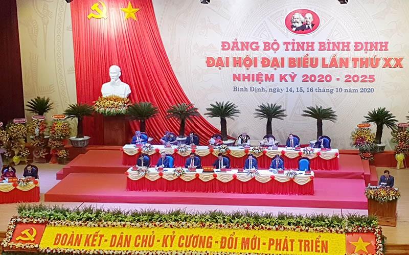 Xây dựng Bình Định thành tỉnh phát triển nhóm đầu miền Trung - ảnh 2