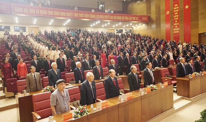 Xây dựng Bình Định thành tỉnh phát triển nhóm đầu miền Trung - ảnh 4