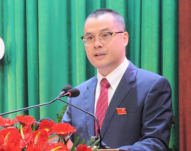 Kết quả bầu Bí thư, Phó bí thư tỉnh ủy Phú Yên nhiệm kỳ mới - ảnh 1