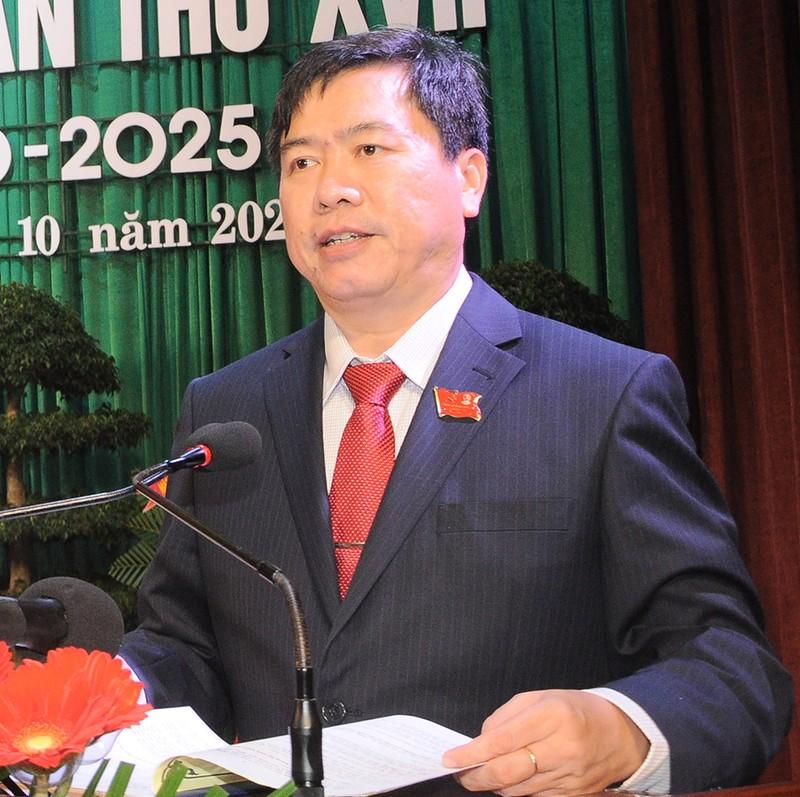 Kết quả bầu Bí thư, Phó bí thư tỉnh ủy Phú Yên nhiệm kỳ mới - ảnh 3