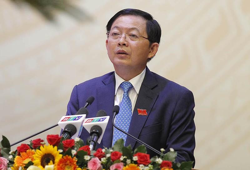 Chủ tịch tỉnh Bình Định làm bí thư Tỉnh ủy - ảnh 1