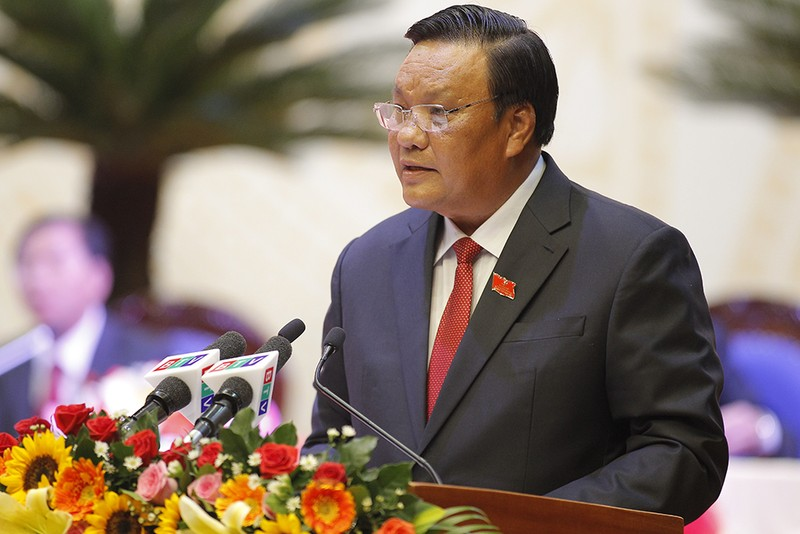Chủ tịch tỉnh Bình Định làm bí thư Tỉnh ủy - ảnh 2