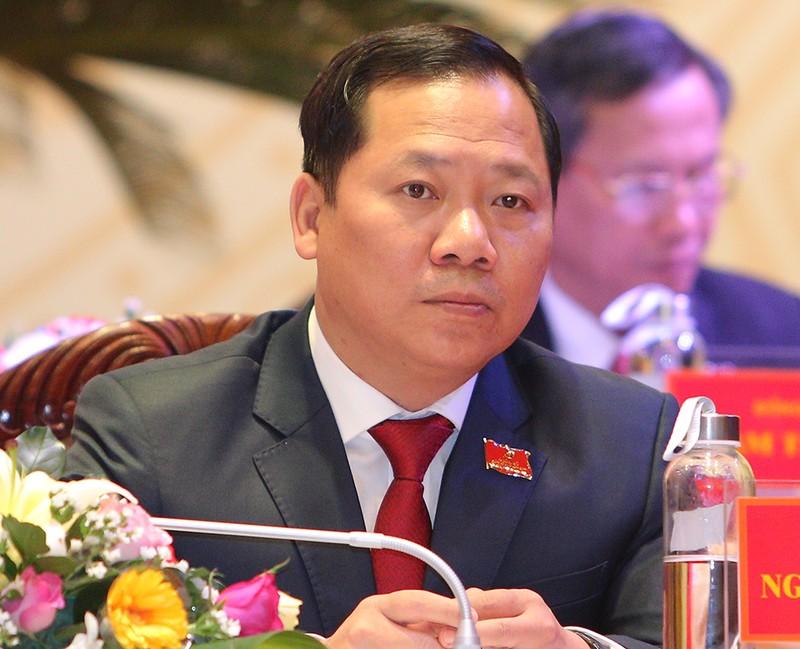 Chủ tịch tỉnh Bình Định làm bí thư Tỉnh ủy - ảnh 3