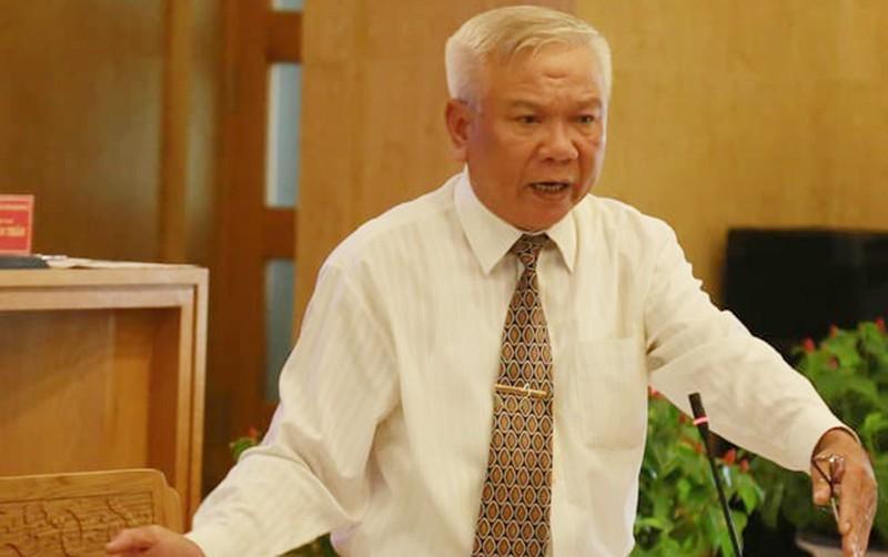 Khánh Hòa: Giám đốc Sở Xây dựng nghỉ công tác sau kỷ luật - ảnh 1