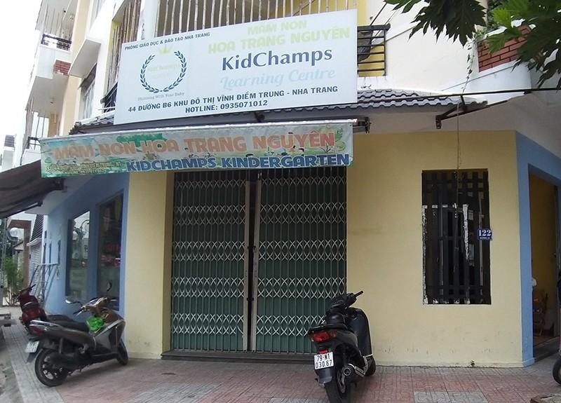 Thu hồi giấy phép cơ sở mầm non đánh trẻ ở Nha Trang - ảnh 1