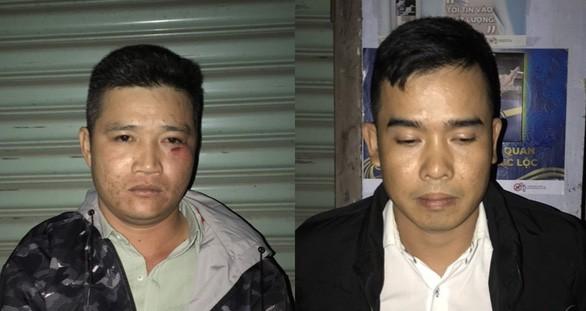 2 thanh niên chạy xe tải đi lừa đảo 31 vụ trong vòng 1 tháng - ảnh 1
