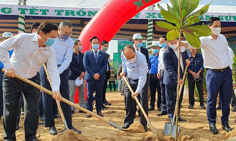 Thủ tướng: Hãy vì một Việt Nam xanh! - ảnh 2