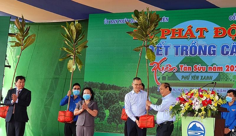 Thủ tướng: Hãy vì một Việt Nam xanh! - ảnh 4