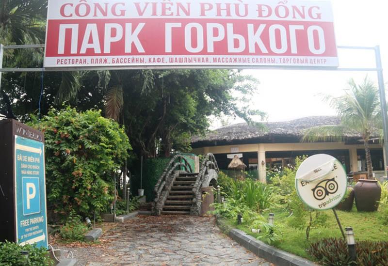 Khánh Hòa thu hồi gần 22.000 m2 đất bờ biển để làm công viên - ảnh 1