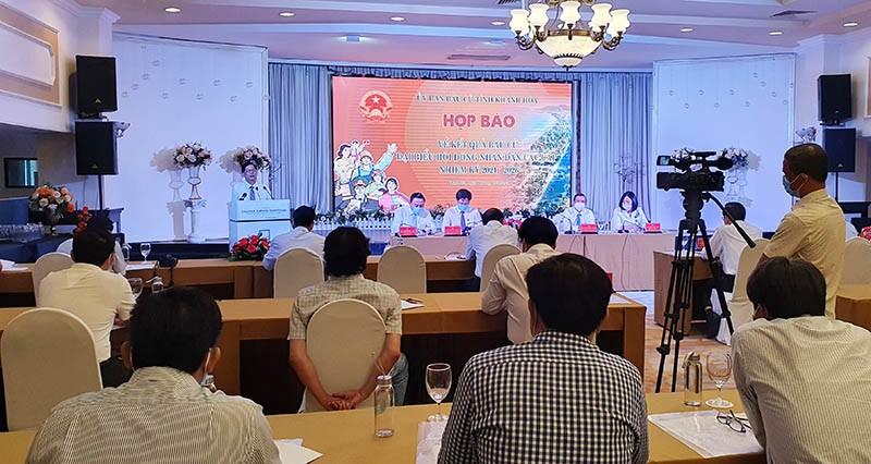 Danh sách trúng cử đại biểu HĐND tỉnh Khánh Hòa - ảnh 2
