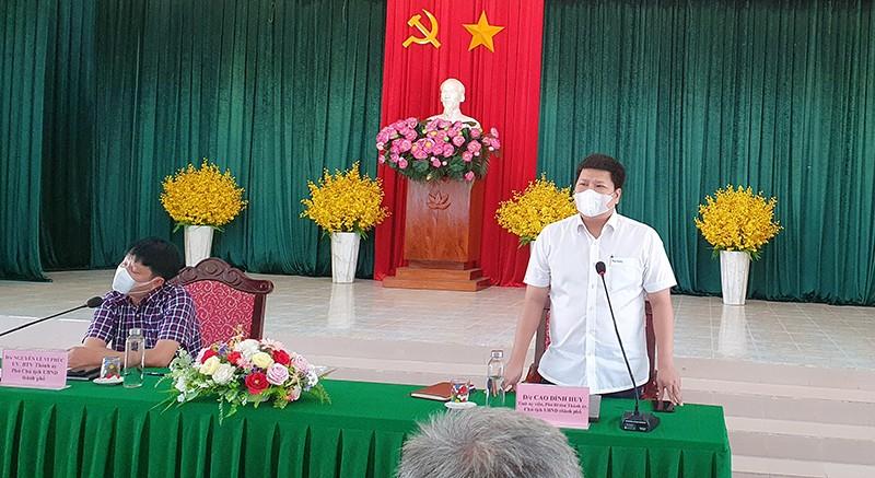 Thực hiện giãn cách toàn TP Tuy Hòa từ 15 giờ ngày 24-6 - ảnh 2