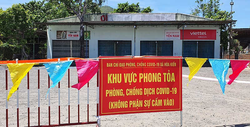 Thực hiện giãn cách toàn TP Tuy Hòa từ 15 giờ ngày 24-6 - ảnh 3