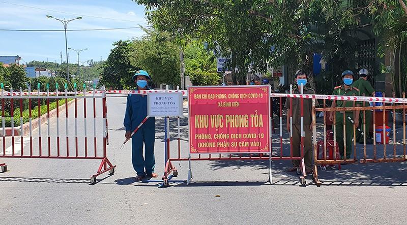Chiều 24-6, Phú Yên ghi nhận 10 ca dương tính COVID-19  - ảnh 2