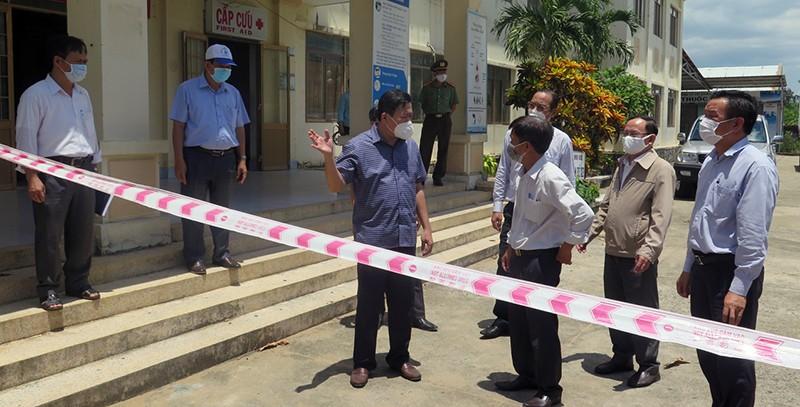 Phú Yên chuẩn bị bệnh viện dã chiến 100 giường điều trị bệnh nhân COVID-19 - ảnh 1