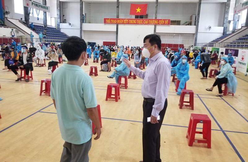 Chủ tịch Phú Yên: Đưa công dân về quê nhanh nhất, sớm nhất có thể - ảnh 1
