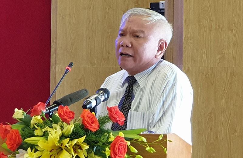 Cựu giám đốc Sở Xây dựng Khánh Hòa Lê Văn Dẽ bị bắt - ảnh 1