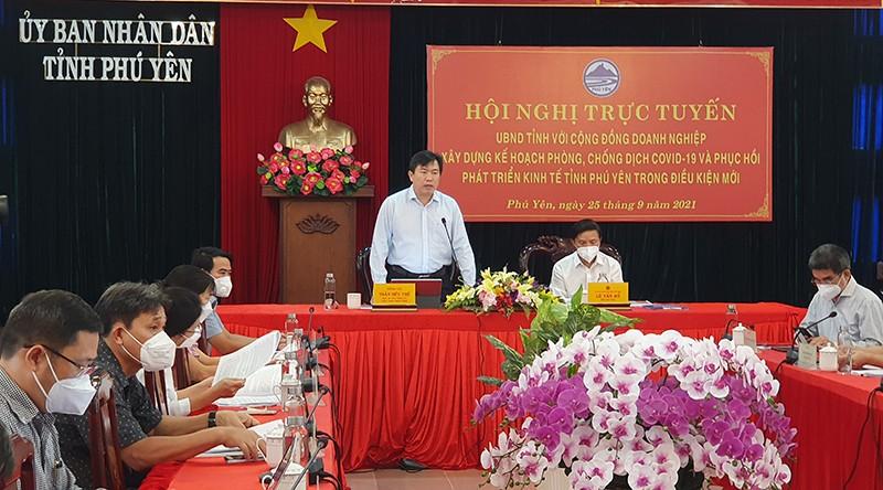 Phú Yên tìm giải pháp vượt khó, phục hồi sản xuất - ảnh 1