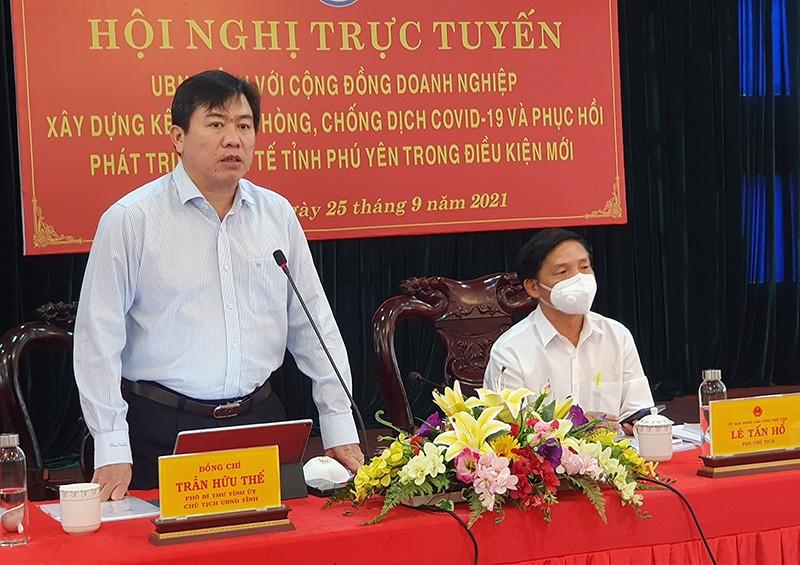 Phú Yên tìm giải pháp vượt khó, phục hồi sản xuất - ảnh 3
