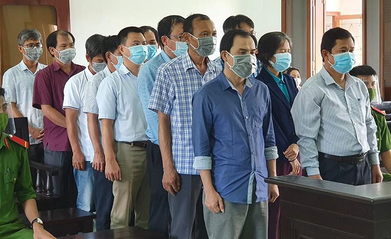 17 quan chức, cán bộ vụ lộ đề thi công chức lãnh án  - ảnh 1