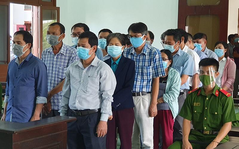 17 quan chức, cán bộ vụ lộ đề thi công chức lãnh án  - ảnh 5