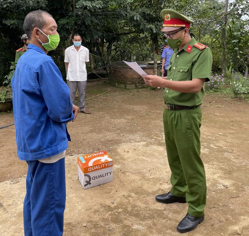 Bắt 2 người phá rừng tự nhiên khu Hòn Đót ở Phú Yên - ảnh 2