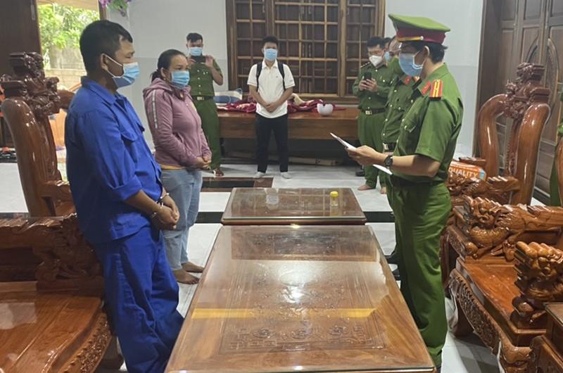 Bắt 2 người phá rừng tự nhiên khu Hòn Đót ở Phú Yên - ảnh 1