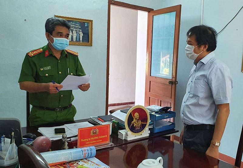 Nữ chủ tịch HĐQT công ty mua sỉ 262 lô đất ở Phú Yên bị bắt - ảnh 3