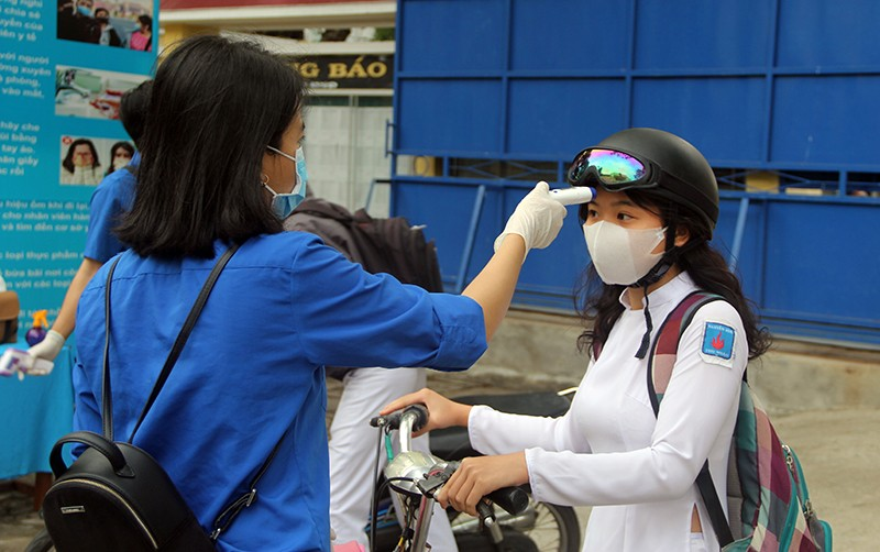 Vùng bình thường mới ở Phú Yên dạy học trực tiếp từ 4-10 - ảnh 1