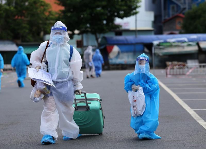 Danh sách 950 người Phú Yên tại Bình Dương đón về quê đợt 5 - ảnh 1