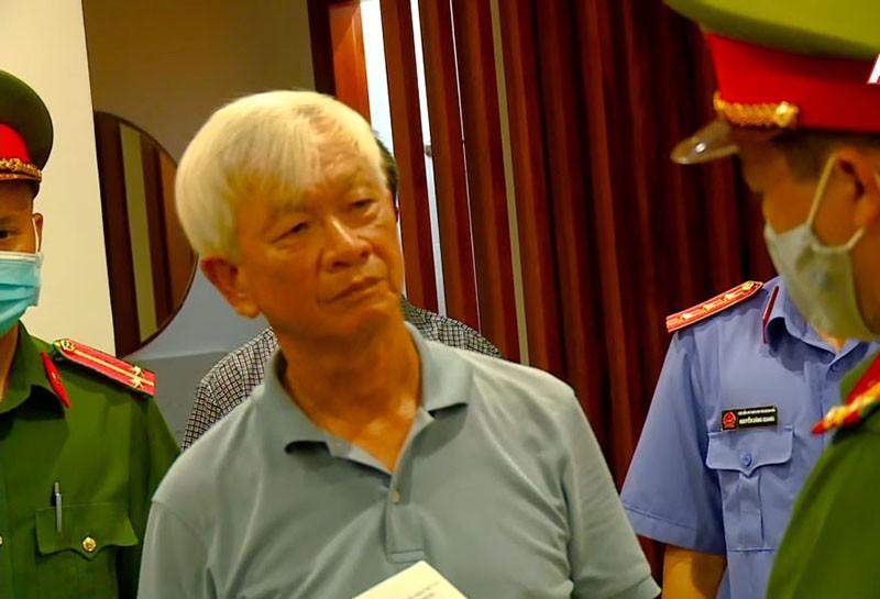 Cựu chủ tịch Khánh Hòa tiếp tục bị khởi tố liên quan dự án Nha Trang Golden Gate - ảnh 1