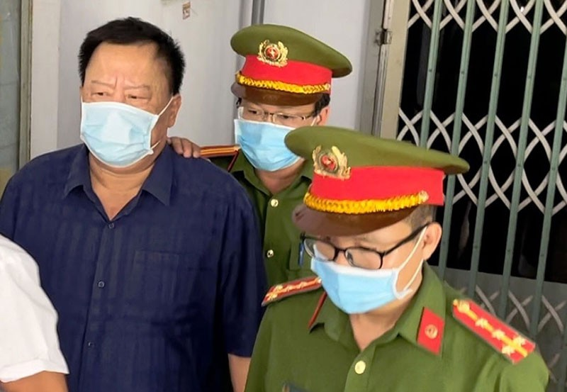 Cựu chủ tịch Khánh Hòa tiếp tục bị khởi tố liên quan dự án Nha Trang Golden Gate - ảnh 5