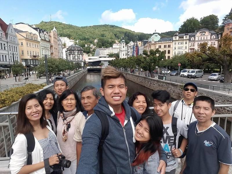 Choáng ngợp với kinh đô điện ảnh Karlovy Vary - ảnh 6
