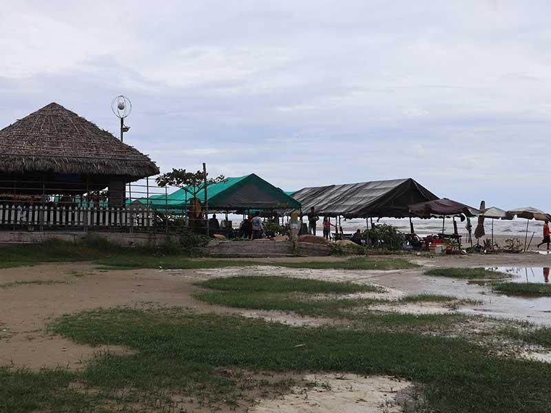Kiểm tra lại chủ trương chỉnh trang bãi biển Long Hải - ảnh 1
