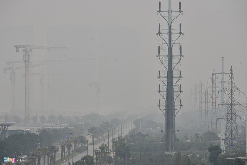 Chất lượng không khí tại Hà Nội liên tục ở mức nguy hại - ảnh 1