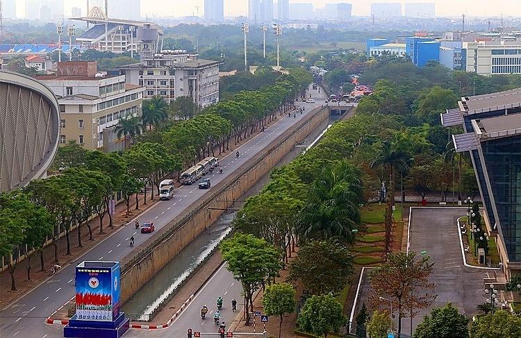 Tuyến đường nào ở Hà Nội bị cấm trước trận Việt Nam - UAE? - ảnh 1