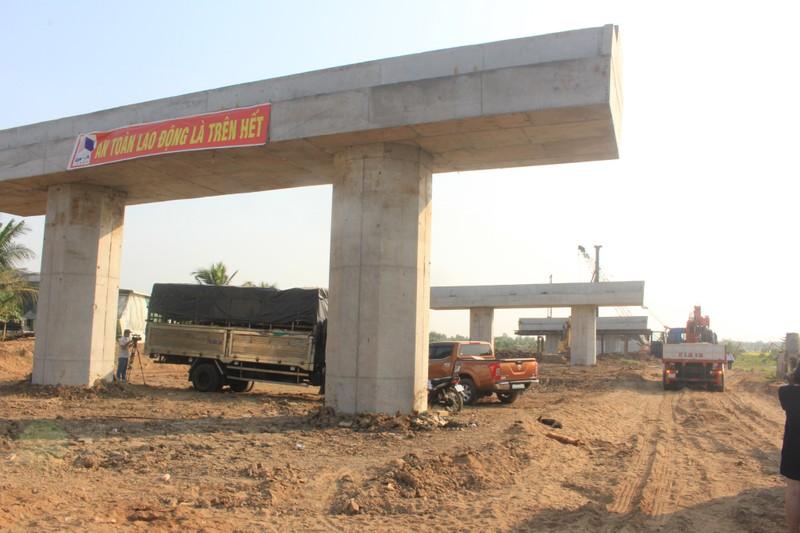 Giám sát chặt chất lượng thi công cao tốc Trung Lương-Mỹ Thuận - ảnh 1
