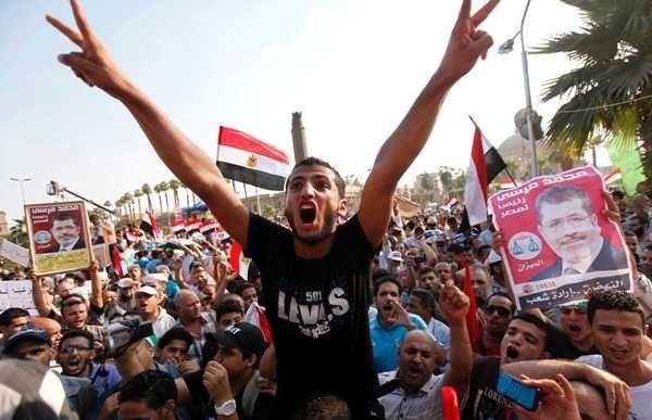 Ai Cập kết án tử hình hơn 500 người ủng hộ ông Morsi - ảnh 1